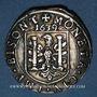 Coins Franche Comté. Cité de Besançon. Teston 1639. Type sans valeur indiquée