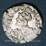 Coins Franche-Comté. Seigneurie de Vauvillers. Nicolas II du Châtelet (1525(?)-1562). 1/2 carolus 1553