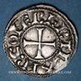 Coins Languedoc. Comté de Toulouse. Bertrand (1106-1112). Denier