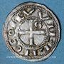 Coins Languedoc. Comté de Toulouse. Guillaume IX (1098-1100 et 1119-1127). Obole