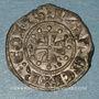 Coins Marquisat de Provence. Raymond VI (1194-1222) et Raymond VII (1222-1249). Denier