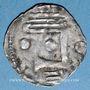 Coins Orléanais. Comté de Chartres. Monnayage anonyme. Denier de type bléso-chartrain