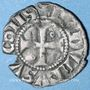 Coins Orléanais. Vicomté de Châteaudun. Raoul de Clermont (1264-1302). Obole