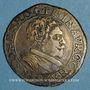 Coins Principauté d'Orange. Frédéric Henri de Nassau (1625-1647). Demi-franc 1641. Type V3