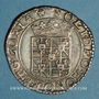 Coins Principauté d'Orange. Frédéric Henri de Nassau (1625-1647). Teston, type IV.A.1