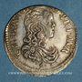 Coins Principauté d'Orange. Guillaume-Henri de Nassau (1650-1702). 1/12 écu 1665