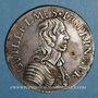 Coins Principauté d'Orange. Guillaume IX de Nassau (1647-1650). Ecu 1649