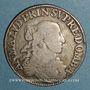 Coins Principauté de Dombes. Anne-Marie-Louise d'Orléans (1650-1693). 1/2 écu d'argent 1673