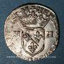 Coins Principauté de Dombes. Henri II de Montpensier (1592-1608). Douzain 1597
