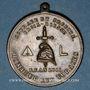 Coins Révolution de 1848. Médailles des Clubs et Sociétés. Médaille cuivre. 37 mm
