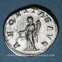 Coins Alexandre Sévère (222-235). Denier. Rome, 222-228. R/: l'Equité