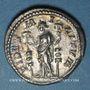 Coins Alexandre Sévère (222-235). Denier. Rome, 225. R/: la Fidélité militaire
