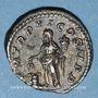 Coins Alexandre Sévère (222-235). Denier. Rome, 227. R/: l'Abondance debout à gauche