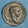 Coins Alexandre Sévère (222-235). Denier. Rome, 229. R/: l'Abondance