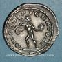 Coins Alexandre Sévère (222-235). Denier. Rome, 232. R/: Jupiter