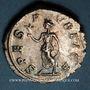 Coins Alexandre Sévère (222-235). Denier. Rome, 232. R/: l'Espérance marchant à g.
