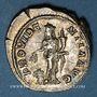 Coins Alexandre Sévère (222-235). Denier. Rome, 232. R/: la Prévoyance debout à gauche