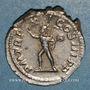 Coins Alexandre Sévère (222-235). Denier. Rome, 232. R/: le Soleil