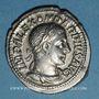 Coins Alexandre Sévère (222-235). Denier. Rome, 233. R/: le Soleil