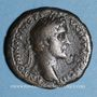 Coins Antonin le Pieux (138-161). As. Rome, 139. R/: la Félicité debout à g.