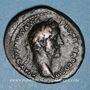 Coins Antonin le Pieux (138-161). As. Rome, 140-144. R/: l'Abondance debout à droite