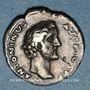 Coins Antonin le Pieux (138-161). Denier. Rome, 139. R/: modius avec deux épis et un pavot