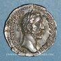 Coins Antonin le Pieux (138-161). Denier. Rome, 148-149. R/: la Félicité