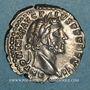 Coins Antonin le Pieux (138-161). Denier. Rome, 152-153. R/: l'Equité