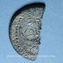 Coins Auguste et Agrippa. As (= dupondius coupé). Nîmes, 16 avant - 10 avant J-C.