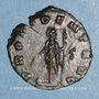 Coins Aurélien (270-275). Antoninien. Rome, 6e officine, 270-271. R/: la Providence debout à gauche