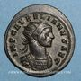 Coins Aurélien (270-275). Antoninien. Ticinum, 1ère officine, 274. R/: la Soleil