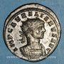 Coins Aurélien (270-275). Antoninien. Ticinum, 3e officine, 274. R/: la Foi militaire