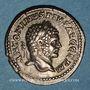 Coins Caracalla (198-217). Denier. Rome, 215. R/: le Soleil radié