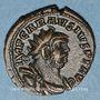 Coins Carausius (287-293). Antoninien. Londres, 290-291. R/: la Paix