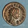 Coins Carin (283-285). Antoninien. Lyon, 3e officine, 282. R/: Carin