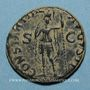 Coins Claude (41-54). As. Rome, 41-42. R/: la Constance