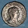 Coins Constantin I, (307-337). 1/2 argenteus. Trèves, 1ère officine, 307-308. R/: porte de camp