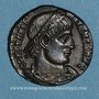Coins Constantin I (307-337). Centenionalis. Arles, 1ère officine, 333-334.  R/: deux soldats