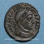 Coins Constantin I (307-337). Centenionalis. Ostie, 1ère officine. 312-313. R/: le Soleil