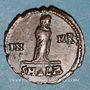 Coins Constantin I (307-337). Centenionalis posthume. Alexandrie, 2e officine, 342-348