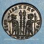 Coins Constantin I (307-337). Centenionalis. Rome, 1ère officine, 330. R/: deux soldats
