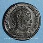 Coins Constantin I (307-337). Centenionalis. Trèves, 2e officine, 318-319. R/: deux Victoires debout