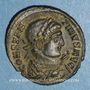 Coins Constantin I (307-337). Centenionalis. Trèves, 2e officine, 322-323. R/: autel