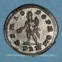 Coins Constantin I (307-337). Follis. Londres, 1ère officine, 307-310. R/: Génie
