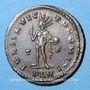 Coins Constantin I (307-337). Follis. Londres, 1ère officine, 310. R/: le Soleil radié