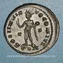 Coins Constantin I (307-337). Follis. Londres, 1ère officine. 312-313. R/: le Soleil
