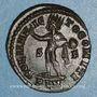 Coins Constantin I (307-337). Follis. Londres. 1ère officine, 313-314. R/: Génie