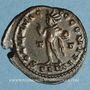 Coins Constantin I (307-337). Follis. Lyon, 1ère officine. 314-315. R/: le Soleil