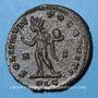 Coins Constantin I (307-337). Follis. Lyon, 1ère officine, 315-316. R/: le Soleil