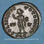 Coins Constantin I (307-337). Follis. Lyon, 1ère officine, 315. R/: le Soleil